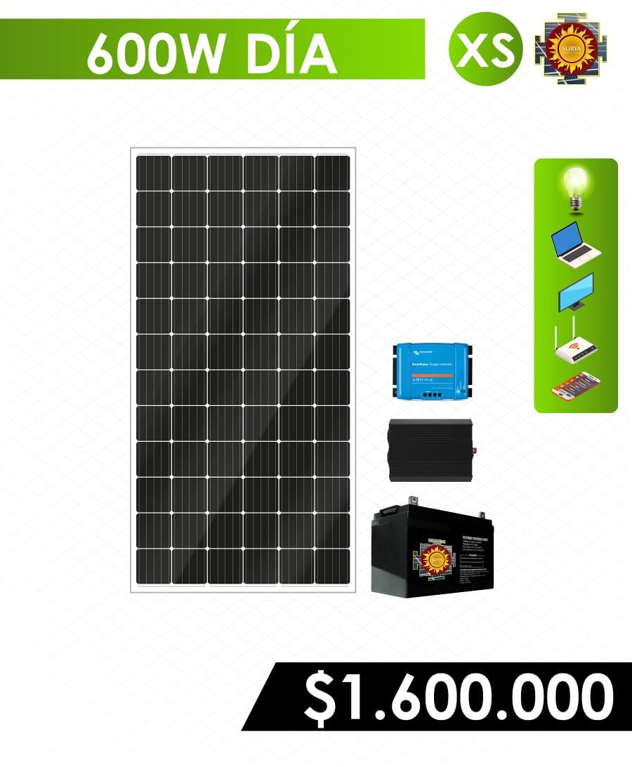 Planta solar XS 2