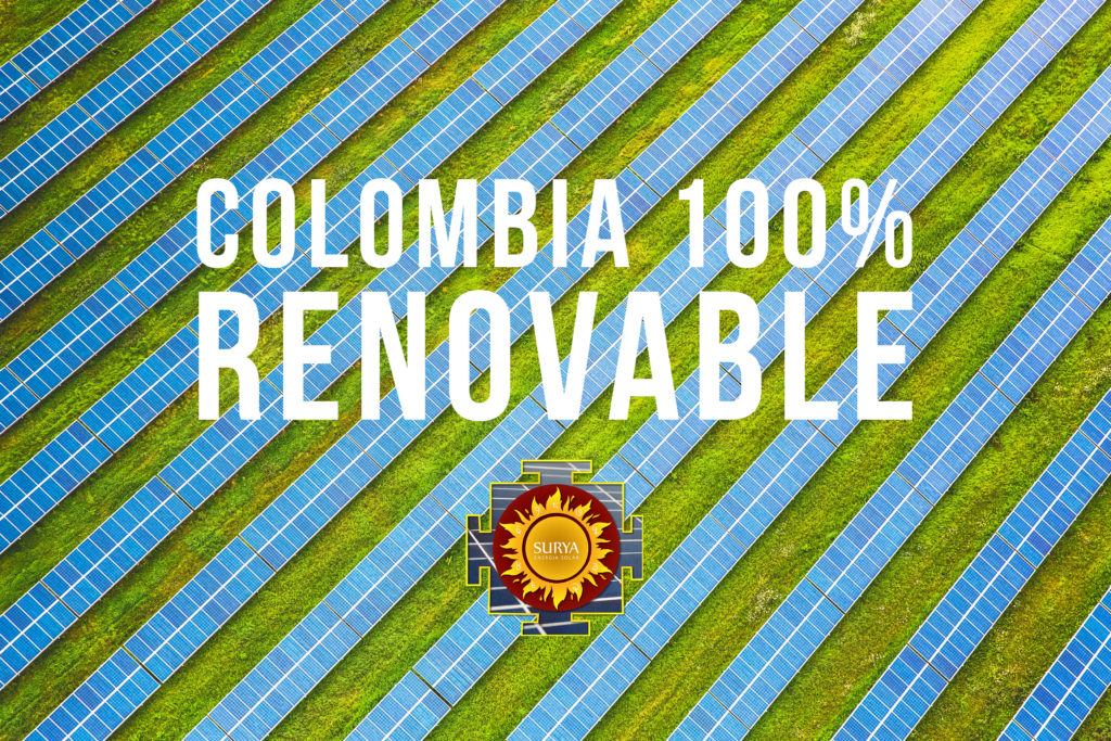 Colombia 100% Solar