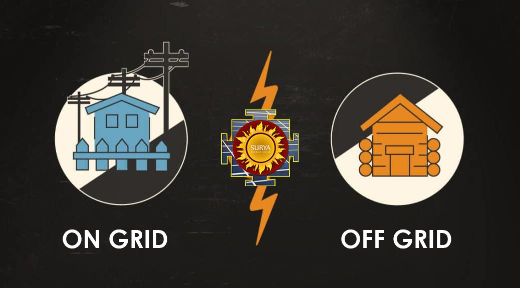 Sistemas Solares OFF Grid y ON Grid